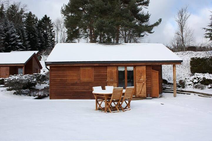 chalets 2 nuits minimum - Aydat - Natur lodge