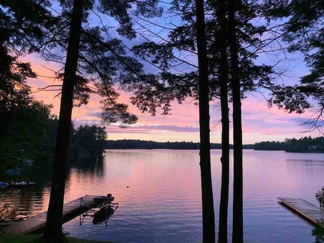 Six Mile Lake Cottage