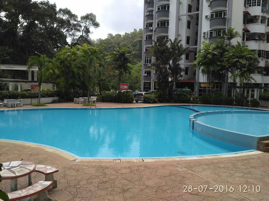 Swimming Pool 9am to 9pm