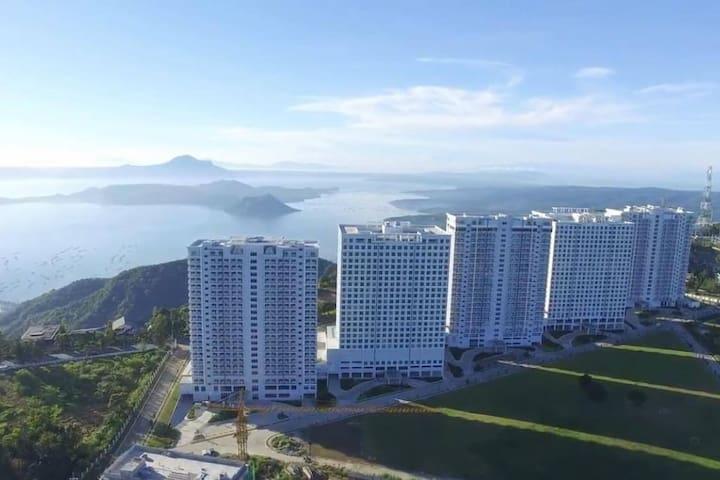 Tagaytay -Wind Residences Condo 2206