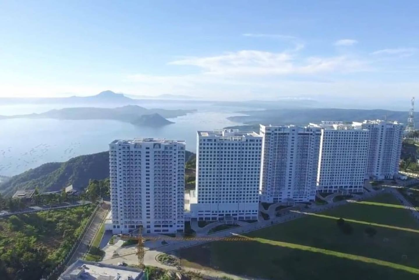 SMDC Tagaytay Wind Residences Towers 1-5