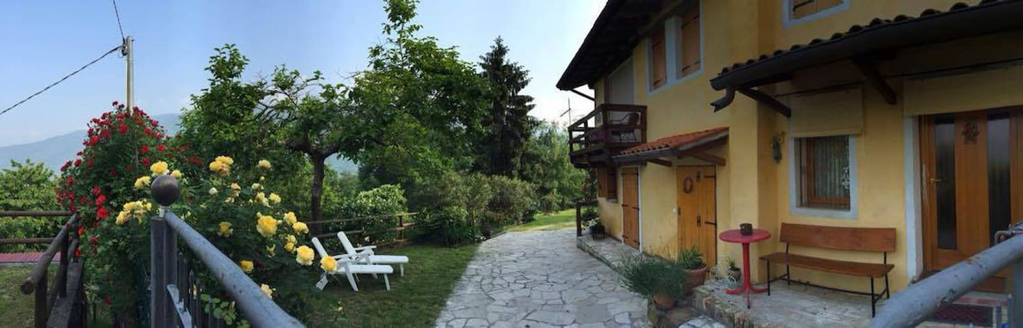 Casa nel Bosco - In the heart of Prosecco land! - Tarzo - Casa