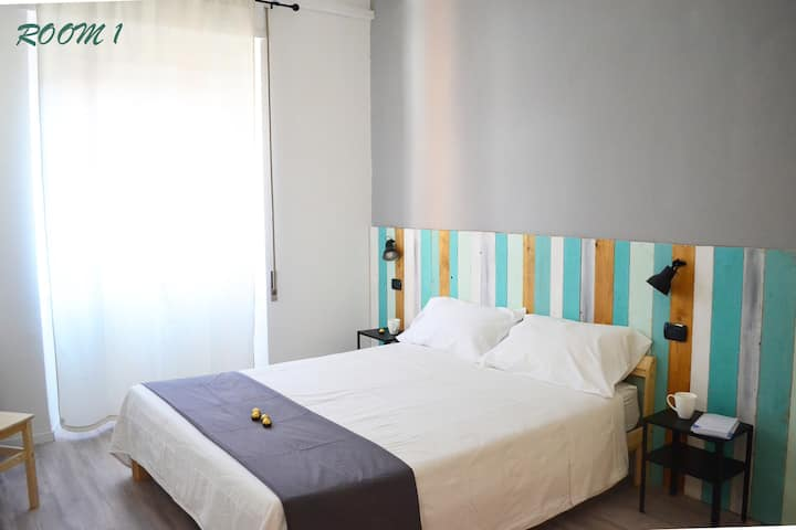 """Affittacamere """"Gianicolo Country Room"""" - Stanza 1"""