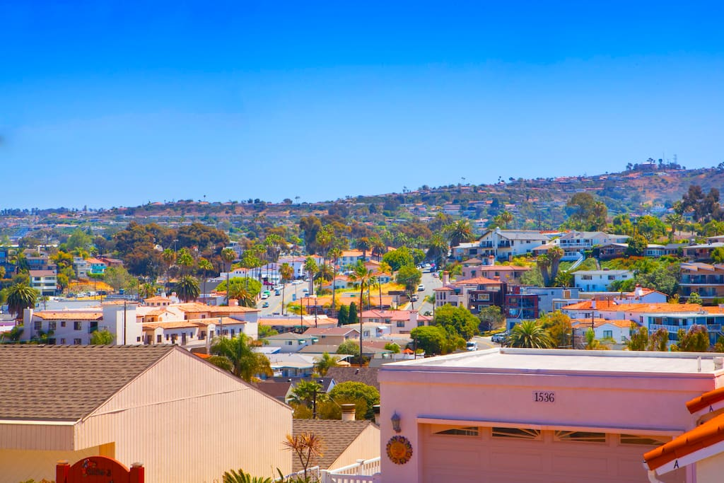 Stunning Views of beautiful San Clemente