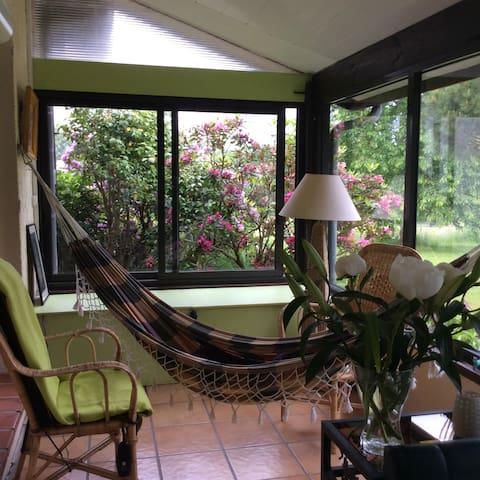 Maison à la campagne  proche de Bordeaux - Fargues-Saint-Hilaire - House