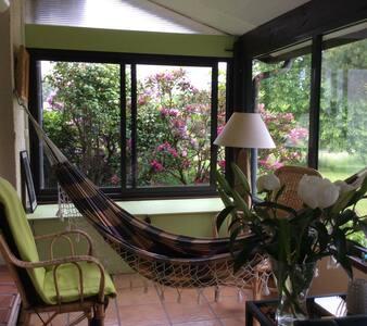 Maison à la campagne  proche de Bordeaux - Fargues-Saint-Hilaire