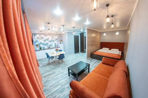 Апартаменты люкс на Димитрова