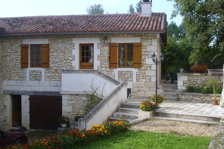 Ancien moulin rénové - Léguillac-de-Cercles