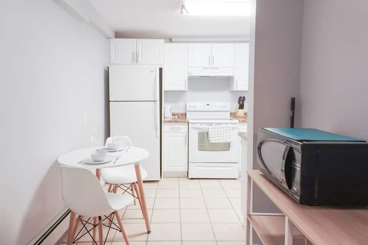 Renovated Cozy 2 Br in Uptown Saint John | Location | Coffee