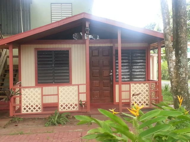 Family friendly cabins by the beach - Aguada - Cabane