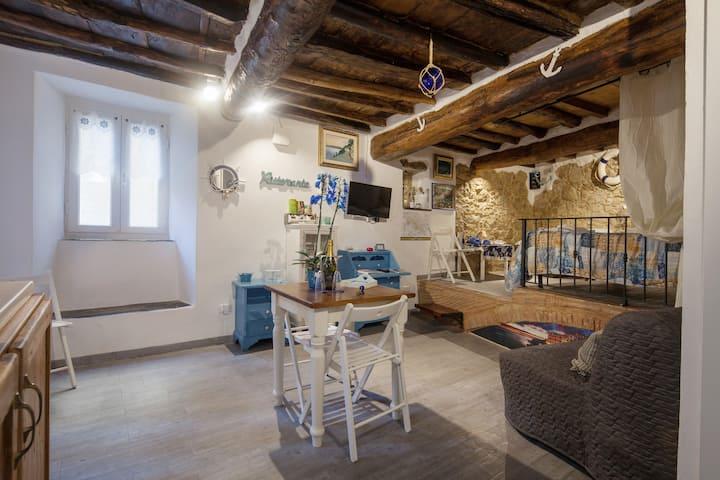 Ca'der Porpo Blu Holiday House Riomaggiore 5 Terre