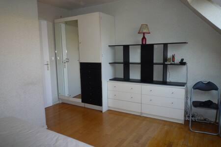 location de chambre meublée - Deuil-la-Barre