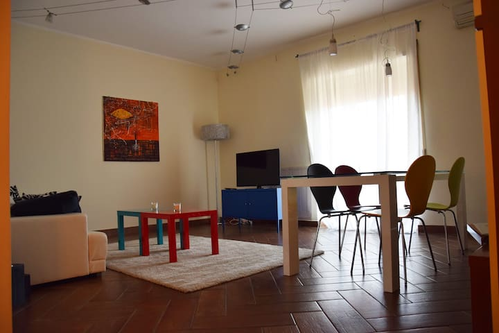Grande appartamento in centro