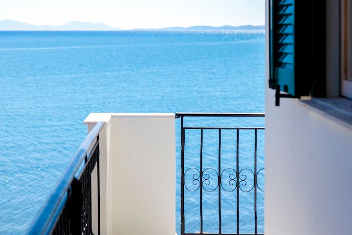 BrandNew apartmet5 in Lygia,Lefkada With OceanView