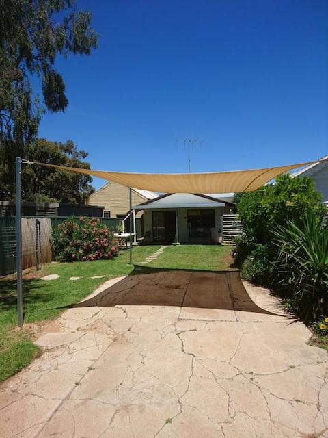 Beehive accommodation 2