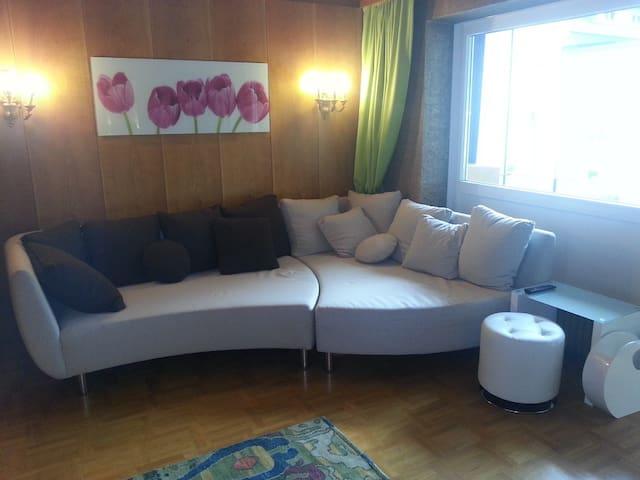 Kitzbühel Zentrum für 2-6 Personen - Kitzbühel - Apartment