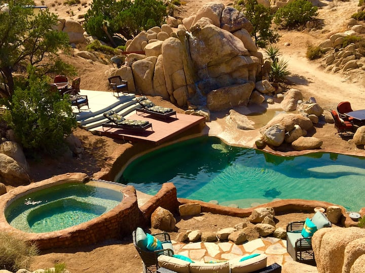 Dream Catcher Ranch W/Pool /jacuzzi