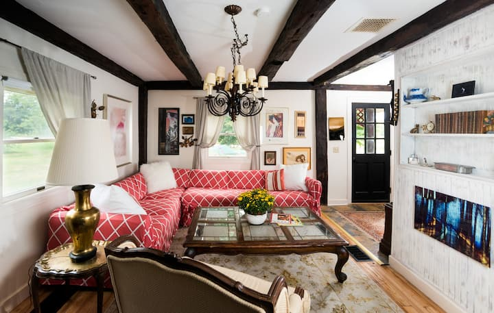 """""""Cozy & Charming"""" Tabby's West Side, North Conway"""