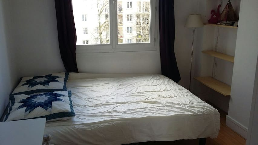 Chambre/Room - La Celle-Saint-Cloud