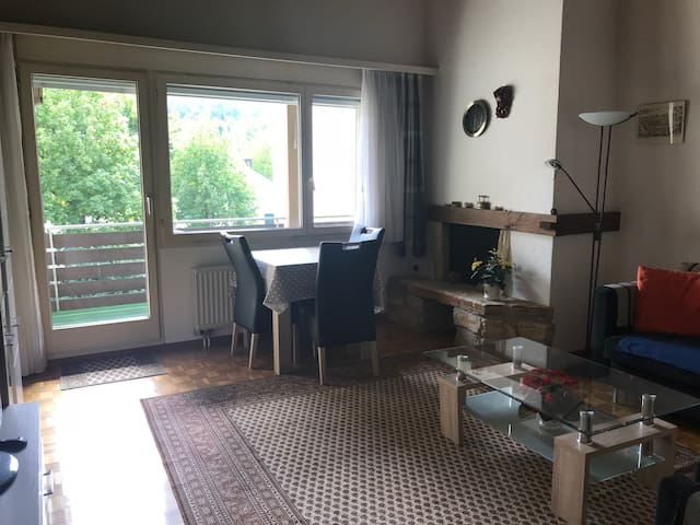 2-room flat under the roof