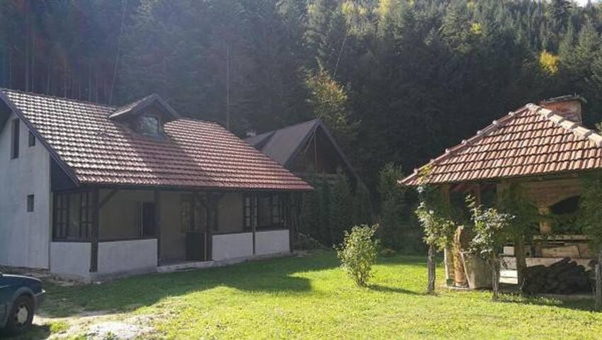 Vikendica Kamenica Tajan