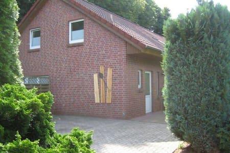 )Apartment in idyllischer Lage Sögel Emsland WLAN