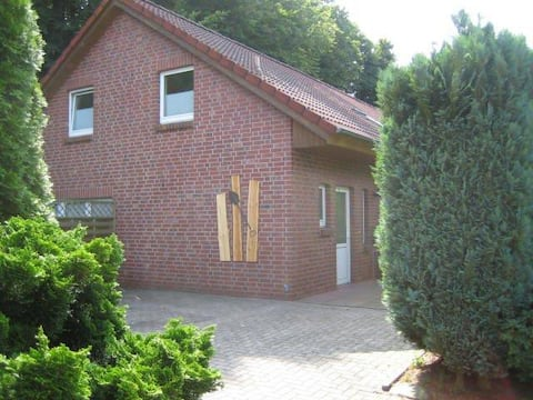 )Apartment in idyllischer Lage Sögel Emsland WLAN