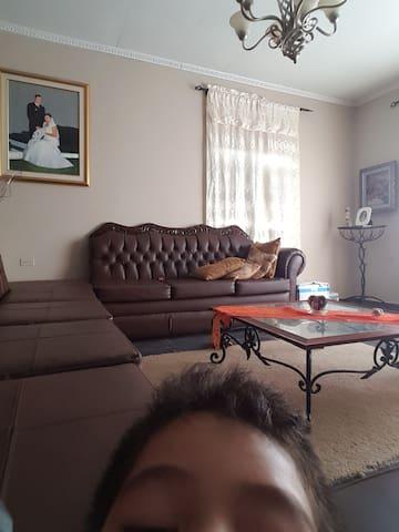 Ambiente  familiar acogedor