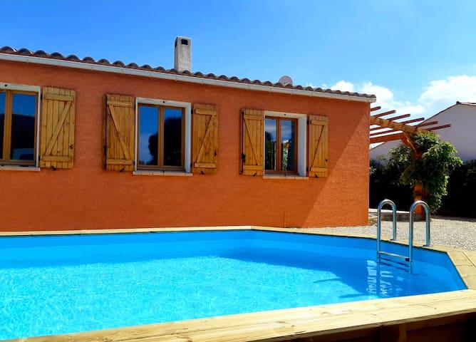 Villa l'Oustalet - Le Somail