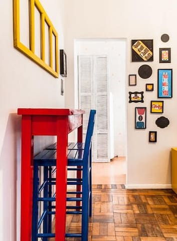 Charmoso Apartamento Centro/Cidadebaixa