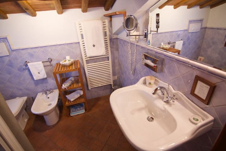 hotel with pool,Jacuzzi, great view - Buggiano - Bed & Breakfast