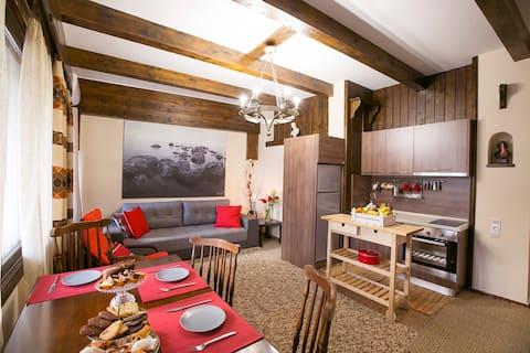 Spacious Apartment Next To Metro - Marousi