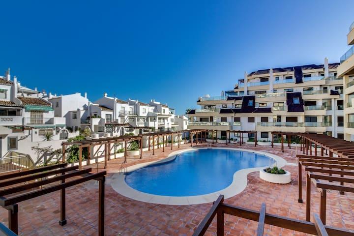 Apartamento Marina del Castillo I - Manilva - Lägenhet