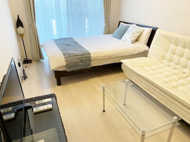Pet welcome! One bedroom in Motobu town, Okinawa