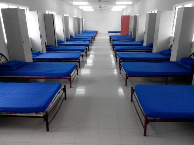 Hostel Dormitories for Adventurers - Bukit Mertajam - Makuusali