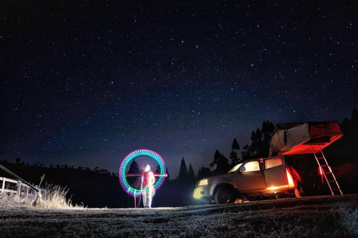 Camping CO - Xenon Hard top RTT