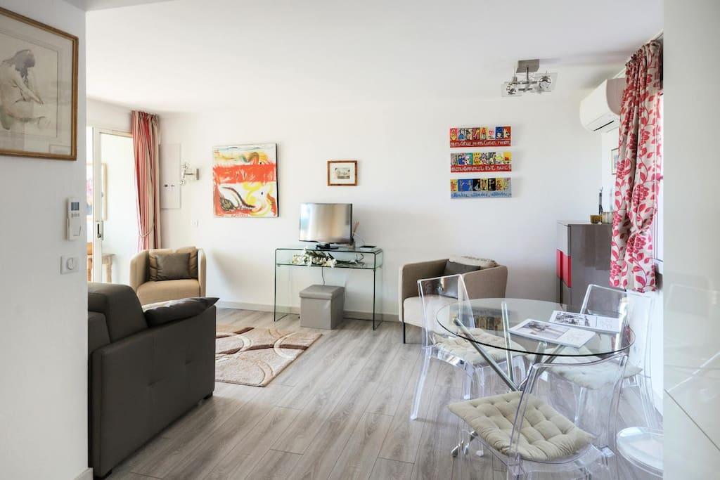 Appartement 2 pièces 4 personnes Prestige