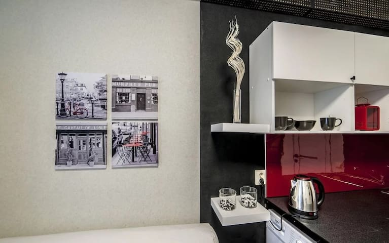 Квартира - студия, 18 м², 6/10 эт.