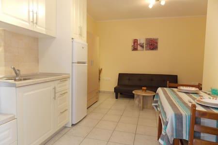 Cozy small apartment in Garitsa