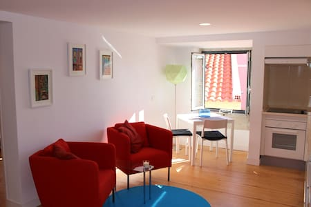 NEW Extra large bed in apartment with river view! - Lisboa - Wohnung