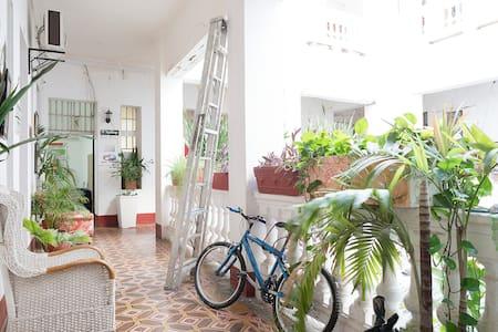 Habitación-Ventana-Centro Histórico de Cartagena - Cartagena