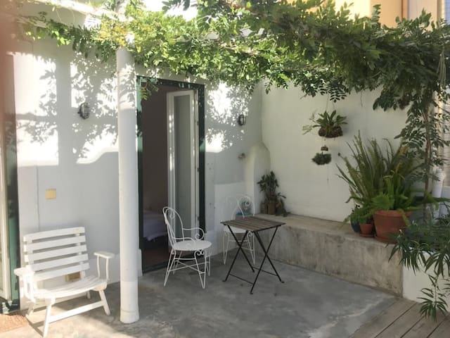 Wonderful Apartment with Private Garden