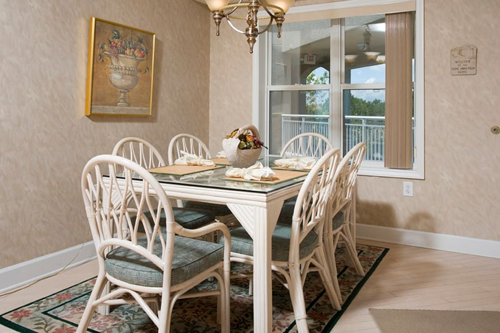 Hampton Place 6506 - Dining