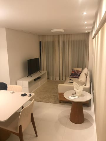 Lindo apartamento mobiliado em Salvador