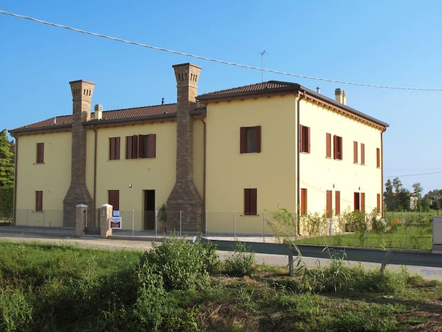 Apartment Casa Bertilla in Ariano nel Polesine