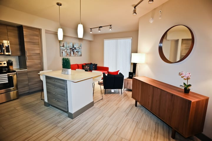 Great One Bedroom/One Bathroom - Kendall - Apartment