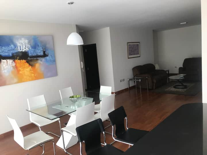 Comfy apartment in the heart of Cochabamba.