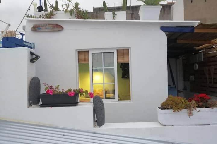 La Casita Azul - Roof Cabin