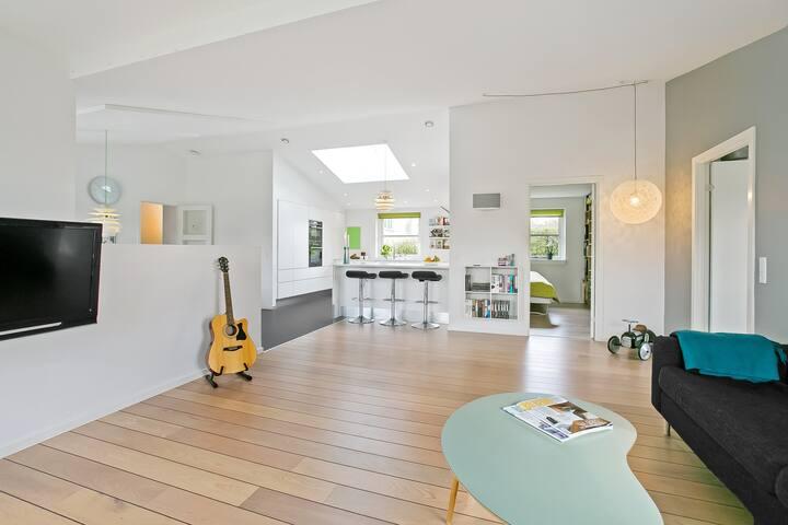 Skøn familiebolig med have, 10min fra centrum - Hvidovre - Villa