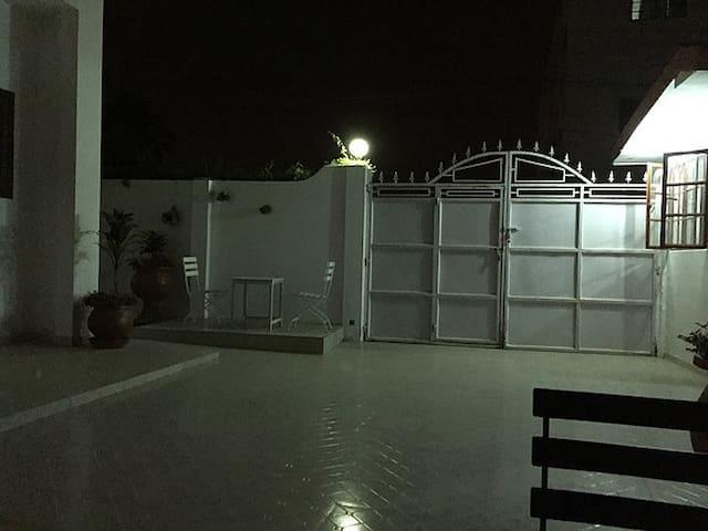 Baba's Residence
